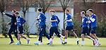 Darren Cole back at training