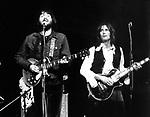 Delaney Bramlett 1969 with Eric Clapton at Royal albert Hall in London