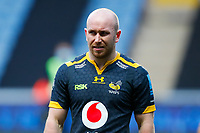 27th March 2021; Ricoh Arena, Coventry, West Midlands, England; English Premiership Rugby, Wasps versus Sale Sharks; Dan Robson of Wasps