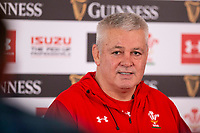 Warren Gatland Faces Press - 14.03.2019