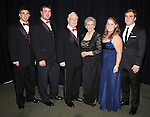"""National Aviation Hall of Fame enshrinement ceremony, the """"Oscar Night of Aviation,"""" at the Dayton Convention Center on October 6, 2012."""