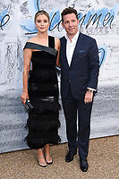 LONDON, UK. June 25, 2019: Holly Valance & Nick Candy arriving for the Serpentine Gallery Summer Party 2019 at Kensington Gardens, London.<br /> Picture: Steve Vas/Featureflash