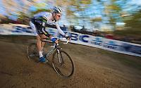 Niels Albert (BEL) on his way to the win<br /> <br /> Vlaamse Duinencross Koksijde 2013