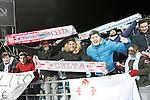 Celta de Vigo's supporters during La Liga match. February 27,2016. (ALTERPHOTOS/Acero)