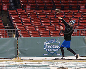 - The Babson College Polar Bears defeated the Connecticut College Camels 3-0 on Thursday, January 12, 2017, at Fenway Park in Boston, Massachusetts.