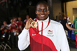Glasgow 2014 Commonwealth Games<br /> <br /> Nicola Adams (England) with her gold medal.<br /> <br /> 02.08.14<br /> ©Steve Pope-SPORTINGWALES