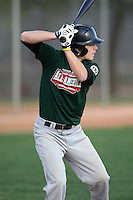January 17, 2010:  Tatum Hendrix (Litchfield Park, AZ) of the Baseball Factory Central Team during the 2010 Under Armour Pre-Season All-America Tournament at Kino Sports Complex in Tucson, AZ.  Photo By Mike Janes/Four Seam Images