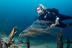 Ancient Mariner & United Caribbean Wrecks; Colorful Wreck; Florida Atlantic Diving; Goliath Grouper; Photographing underwater in current and bad viz; SE Scuba Diving; Underwater Modeling; Wide Angle; Wrecks, Model Nikole Heath