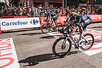 La Vuelta 2021 Stage 2 Caleruega. VIII Centenario de Santo Domingo de Guzmán to Burgos. Gamonal
