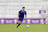 Orlando, Florida - Saturday January 13, 2018: Tomas Hillard-Arce. Match Day 1 of the 2018 adidas MLS Player Combine was held Orlando City Stadium.