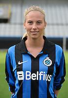 Club Brugge Vrouwen : Jana Coryn<br /> foto David Catry / nikonpro.be