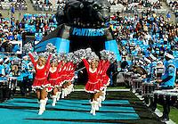 The Carolina Panthers vs. the Oakland Raiders at Bank of America Stadium in Charlotte, North Carolina.Photos by: Patrick Schneider Photo.com