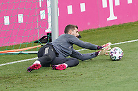 Kevin Trapp (Deutschland Germany) - Seefeld 29.05.2021: Trainingslager der Deutschen Nationalmannschaft zur EM-Vorbereitung