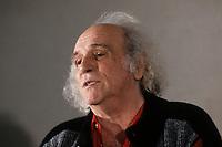 Leo Ferre sur Montreal, canada en avril 1986.<br /> <br /> FILE - Leo Ferre in Montreal, April 1986.<br /> <br /> PHOTO : Pierre Roussel -  Agence Quebec Presse
