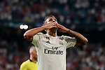 Real Madrid's Mariano Diaz celebrates goal during Champions League match. September 19, 2018. (ALTERPHOTOS/A. Perez Meca)