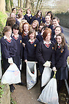 Sacred Heart Litter Clean Up