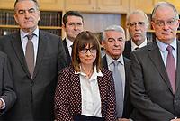2020 01 22 Ekaterini Sakellaropoulou, President of the Republic in Athens, Greece