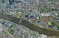 BNPS.co.uk (01202 558833)<br /> Pic: GoogleMaps/BNPS<br />  <br /> Float Your Boat? - Fancy living in this floating mega home in the heart of London.<br /> <br /> What is believed to be the biggest houseboat in Britain has gone on the market - for £3.5m.<br /> <br /> On the face if it the super-luxurious property wouldn't look out of place on any of London's most exclusive streets.<br /> <br /> But Matrix Island is actually a converted 1930s steel barge with one of the most coveted river views in the capital – Tower Bridge.<br /> <br /> The floating mega-home 130ft long houseboat occupies what is believed to be London's biggest mooring at exclusive St Katharine Docks just a stone's throw from the Tower of London..