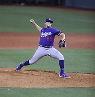 Landon Knack - Los Angeles Dodgers 2021 spring training (Bill Mitchell)