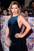 Candice Brown<br /> at the Pride of Britain Awards 2017 held at the Grosvenor House Hotel, London<br /> <br /> <br /> ©Ash Knotek  D3342  30/10/2017