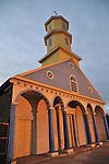 Iglesia de Chonchi / Chiloé / Chile.<br /> <br /> Edición de 3 | Víctor Santamaría.