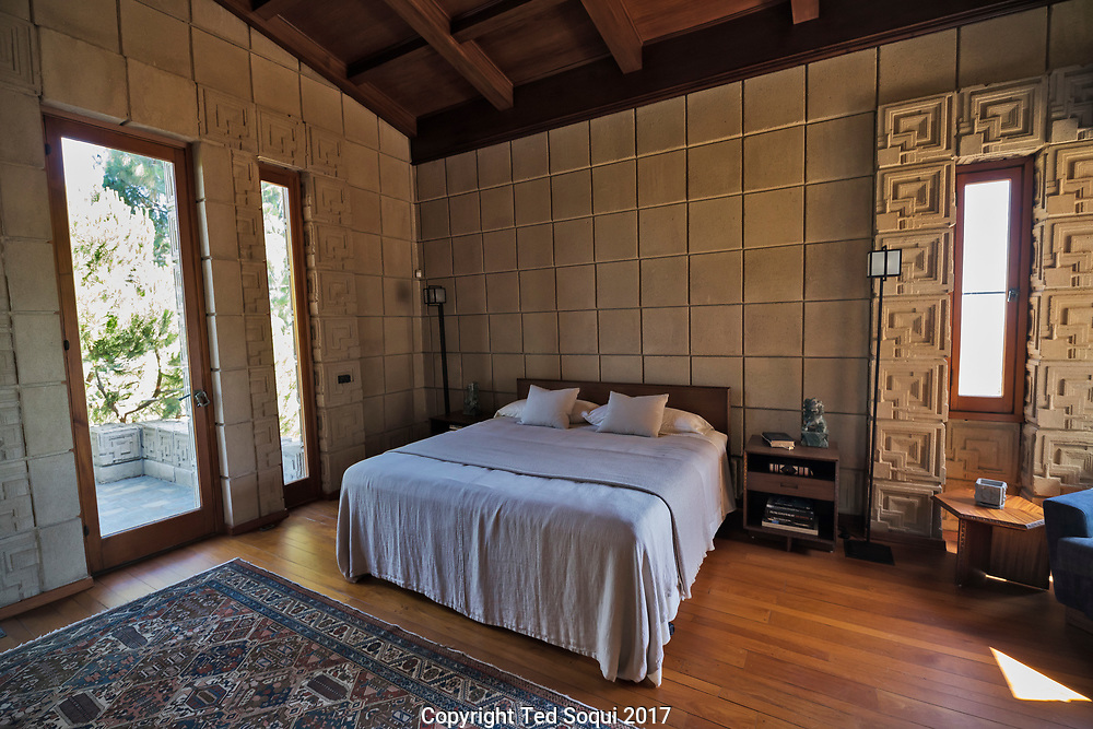 The Ennis House Designed By Frank Lloyd Wright Www Tedsoquiphoto Com