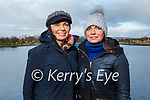 Enjoying a stroll in the Tralee Bay Wetlands on Friday, l to r: Lisa and Marguerite Ronan