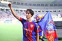 Soccer : J.League YBC Levain Cup 2017 playoff stage F.C.Tokyo vs Sanfrecce Hiroshima