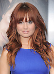 Debby Ryan attends The Premiere of The Words held at The Arclight Theatre in Hollywood, California on September 04,2012                                                                               © 2012 DVS / Hollywood Press Agency