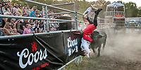 RAMRodeo'19 0802 Xtreme Prof.l Bull Fighting