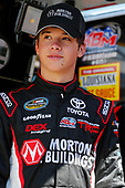 NASCAR Camping World Truck Series<br /> M&M's 200 presented by Casey's General Store<br /> Iowa Speedway, Newton, IA USA<br /> Friday 23 June 2017<br /> Harrison Burton, Morton Buildings Toyota Tundra<br /> World Copyright: Russell LaBounty<br /> LAT Images
