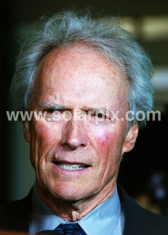 **ALL ROUND PICTURES FROM SOLARPIX.COM**.**SYNDICATION RIGHTS FOR UK, SPAIN, PORTUGAL, AUSTRALIA, S.AFRICA & DUBAI (U.A.E) ONLY**.Warner Home Video Salutes Clint Eastwood Dirty Harry Film Franchise .The Directors Guild of America in West Hollywood in California in the USA. .JOB REF:6536-PHZ/Albert L. Ortega    DATE:29_05_08 .**MUST CREDIT SOLARPIX.COM OR DOUBLE FEE WILL BE CHARGED* *UNDER NO CIRCUMSTANCES IS THIS IMAGE TO BE REPRODUCED FOR ANY ONLINE EDITION WITHOUT PRIOR PERMISSION*