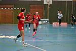 Katja Hinzmann Kurpfalz Baeren (Nr.7) / 1. Frauen Handball Bundesliga / Kurpfalz Baeren gegen VFL Oldenburg / 03.04.2021<br /> <br /> Foto © PIX-Sportfotos *** Foto ist honorarpflichtig! *** Auf Anfrage in hoeherer Qualitaet/Aufloesung. Belegexemplar erbeten. Veroeffentlichung ausschliesslich fuer journalistisch-publizistische Zwecke. For editorial use only.