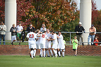 Virginia beat BC 2-0 October 25, 2009 in Charlottesville, VA.  Photo by Andrew B. Shurtleff.