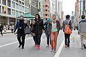 Rebound of Foreign Tourists Visiting Japan