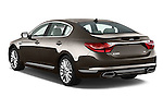 Rear three quarter view of a 2015 KIA K900 Base 4 Door Sedan