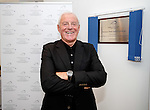 Walter Smith opens the refurbished clubhouse at Torrance Park Golf Club near Motherwell