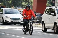 23.05.2019 - Mortes de motociclistas ultrapassam as de pedestres em SP