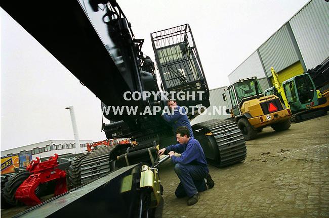 Veenendaal , 310300  Foto : Koos Groenewold (APA)<br />Bedrijf Wynmalen & Hausmann .