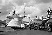 - Sicily, landing place of the ferries on the Strait in Messina<br /> <br /> - Sicilia, approdo dei traghetti sullo Stretto a Messina