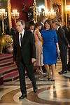 Inaki Gabilondo attends to Sapnish National Day palace reception at the Royal Palace in Madrid, Spain. October 12, 2018. (ALTERPHOTOS/A. Perez Meca)