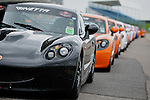 Ginetta Racing Drivers Club : Silverstone : 31 May/01 June 2014