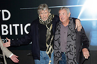 Roger Waters and Nick Mason<br /> Roma 16/01/2018. Museo Macro. Mostra 'The Pink Floyd Exhibition - Their mortal remains'.<br /> Rome January 16th 2018. Museum Macro. 'The Pink Floyd Exhibition - Their mortal remains'.<br /> Foto Samantha Zucchi Insidefoto