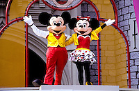 Micky Mouse in Disney World, Florida, USA
