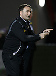 Albion Rovers boss James Ward