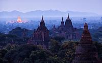 Morning in Bagan, Myanmar