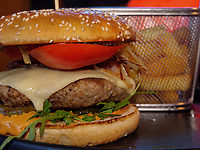 Burger, Untermarkter Alm im Ski-Gebiet Hochimst bei Imst, Tirol, Österreich, Europa<br /> Burger, alp  Untermarkter Alm, skiing area Hochimst, Imst, Tyrol, Austria, Europe