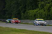 #37 LA Honda World Racing Honda Civic TCR, TCR: Tom O'Gorman, Shelby Blackstock