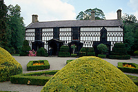 Großbritannien, Wales, LLangollen, Haus Plas Newydd