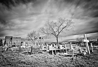 Nambe Cemetery - New Mexico - Nambe Pueblo